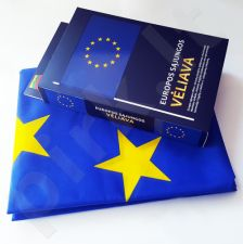Europos Sąjungos vėliava (1x1,7m)