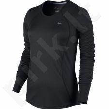 Marškinėliai bėgimui  Nike Racer Long Sleeve W 645445-010