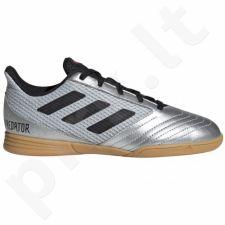 Futbolo bateliai Adidas  Predator 19.1 IN Sala Jr G25829