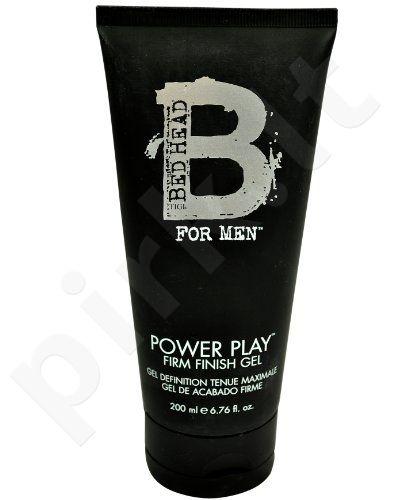 Tigi Bed Head Men Power Play Finish Gel plaukų fiksavimo priemonė, 200ml