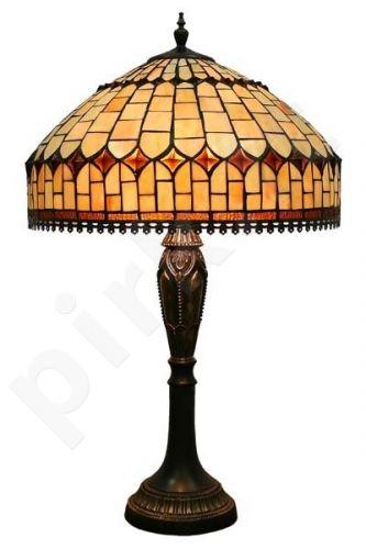 Vitražinė stalinė lempa 56992
