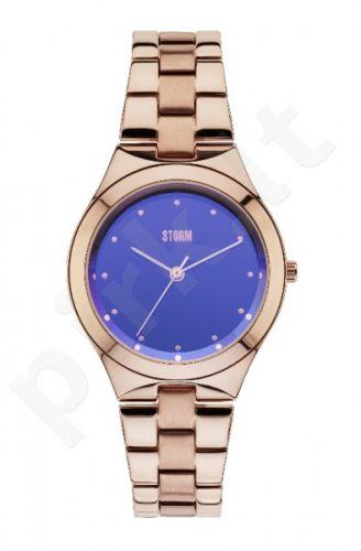 Moteriškas laikrodis STORM AMELLA RG-BLUE