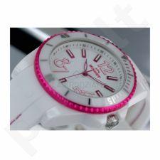 Moteriškas laikrodis BISSET Lucky BSPD47TMWR10BX