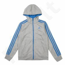 Bliuzonas  treniruotėms Adidas Essentials 3-Stripes Brushed Junior AO4648