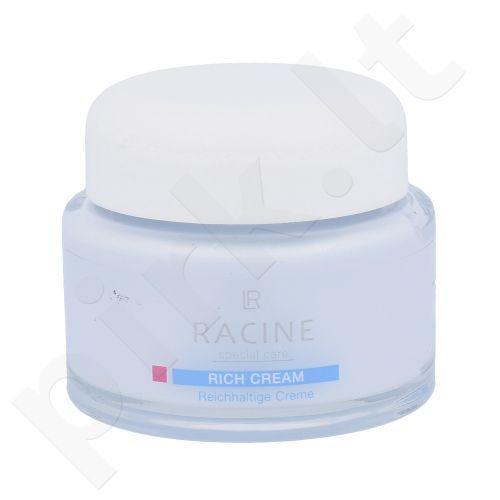 LR Racine maitinamasis veido kremas su vitaminu E, kosmetika moterims, 50ml (Tinka sausai odai)