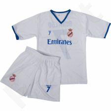 Komplektas futbolininkui Reda Real Madryt Ronaldo Junior baltas
