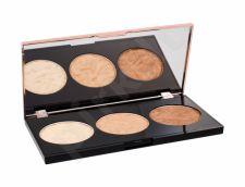 Makeup Revolution London Strobe Luxe Palette, skaistinanti priemonė moterims, 11,5g