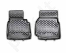 Guminiai kilimėliai 3D LAND ROVER Defender 90 3D 2007-2016, 2 pcs. /L40010