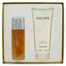Calvin Klein (EDP 100 ml + 200  ml kūno losjonas) Escape, rinkinys moterims