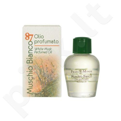 Frais Monde White Musk Perfumed Oil, parfumuotas aliejus moterims, 12ml