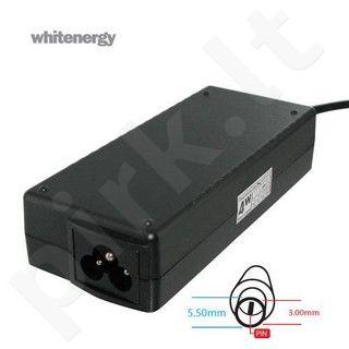 Nešiojamo kompiuterio pakrovėjas Whitenergy Samsung 19V, 4.22A, 80W, 5.5x3.0