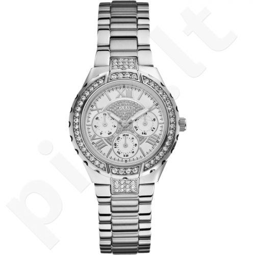 Moteriškas GUESS laikrodis W0111L1