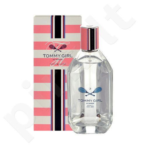 Tommy Hilfiger Tommy Girl Summer 2014, EDT moterims, 100ml
