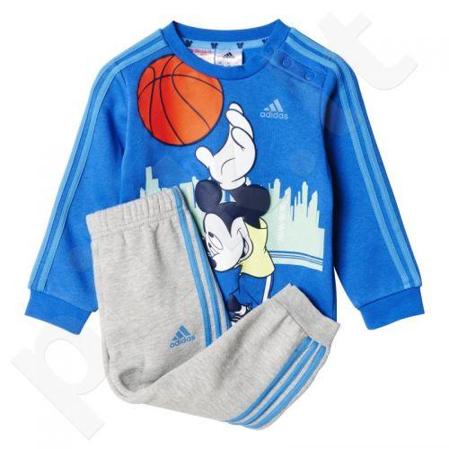 Sportinis kostiumas  Adidas Mickey Crew Sweat Set Kids AB5218
