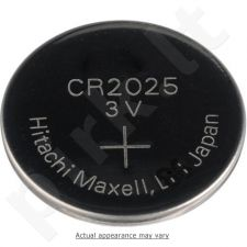 MAXELL CR2025 Lithium 3V elementas