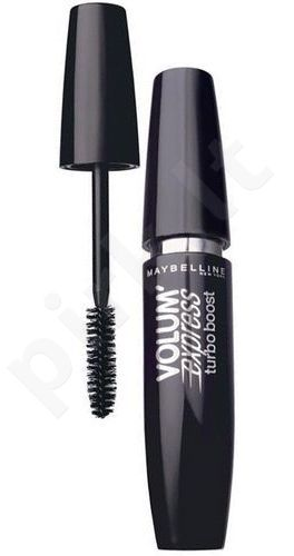 Blakstienų tušas Maybelline Mascara Volum Express Turbo, 8,5ml, (Storinantis blakstienas)