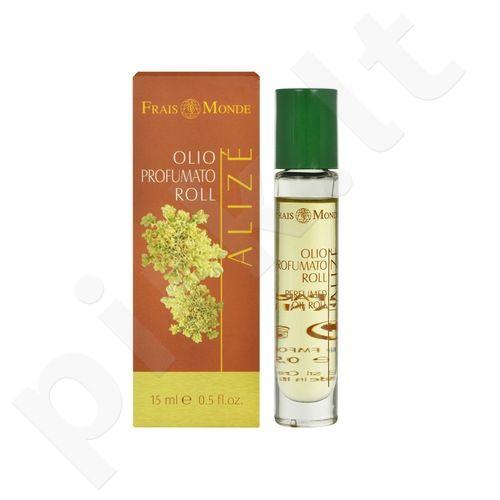 Frais Monde Alizé Perfumed Oil Roll, parfumuotas aliejus moterims, 15ml