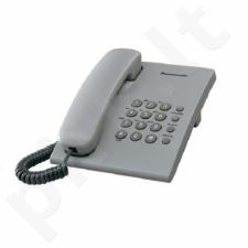 Telefonas Panasonic KX-TS500FXH(pilkas)