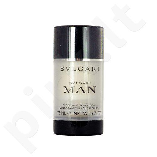 Bvlgari MAN, pieštukinis dezodorantas vyrams, 75ml