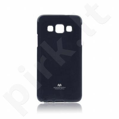 Samsung Galaxy Ace 4 dėklas JELLY Mercury juodas