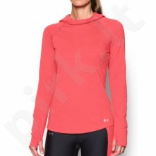 Striukė bėgiojimui Under Armour Threadborne Run Mesh Hoodie W 129985-963