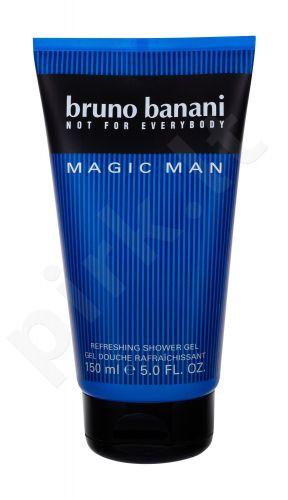 Bruno Banani Magic Man, dušo želė vyrams, 150ml