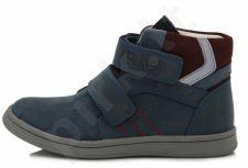 D.D. step tamsiai mėlyni batai 28-33 d. da061662a