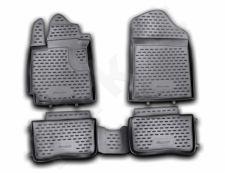 Guminiai kilimėliai 3D KIA Picanto 2011-2017, 4 pcs. /L38039