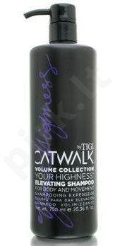Tigi Catwalk Your Highness Elevating šampūnas750ml