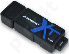 Atmintukas Patriot Supersonic Boost 16GB USB3, Sparta iki 90MBs, Atsparus