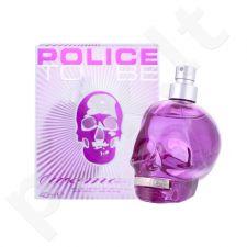Police To Be, kvapusis vanduo (EDP) moterims, 125 ml