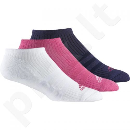 Kojinės Adidas 3S Per N-S HC3P 3 poros AA5497