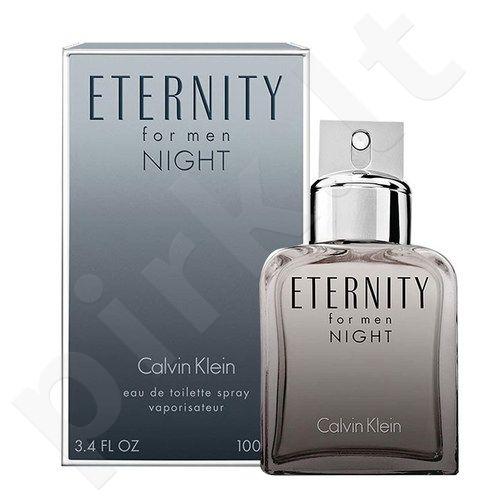Calvin Klein Eternity Night for Men, EDT vyrams, 100ml