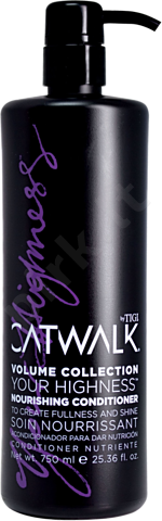 Tigi Catwalk Your Highness Nourishing kondicionierius 750ml