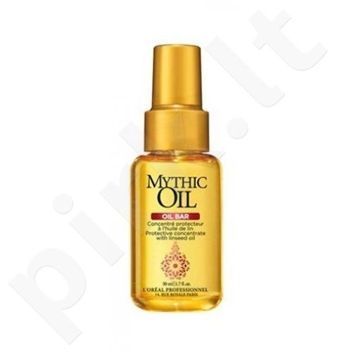 L`Oreal Paris Mythic Oil Protecting Concentrate Oil, 50ml, kosmetika moterims