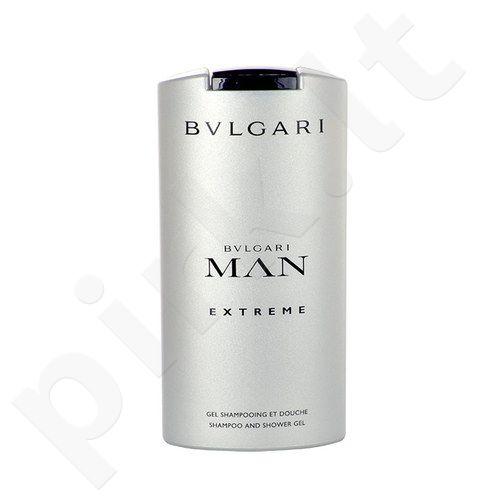 Bvlgari MAN Extreme, dušo želė vyrams, 200ml