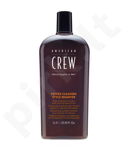 American Crew Power valiklis Style Remover šampūnas, kosmetika vyrams, 250ml