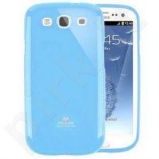 Samsung Galaxy S3 dėklas JELLY Mercury sky mėlynas