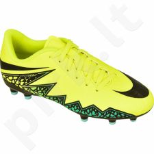 Futbolo bateliai  Nike Hypervenom Phelon II FG Jr 744943-703