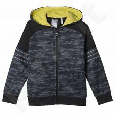 Bliuzonas  Adidas Knitted Full Zip Hoodie Climalite Junior AX6385