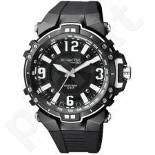 Vyriškas laikrodis Q&Q  ATTRACTIVE DG04J005Y