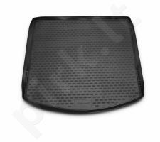 Guminis bagažinės kilimėlis MAZDA CX 5 2012-2015 black /N24021