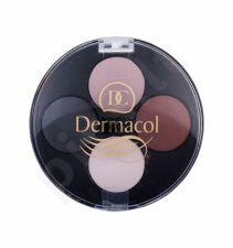 Dermacol Quattro Baked, akių šešėliai moterims, 5g, (09)