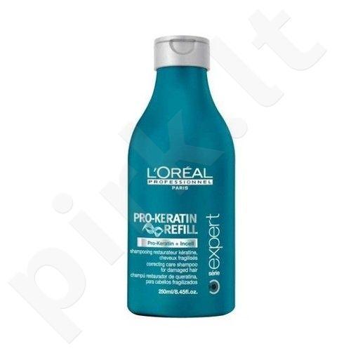 L´Oreal Paris Expert Pro-Keratin Refill šampūnas, 250ml, kosmetika moterims