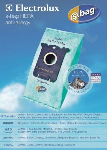 ELECTROLUX E 206B s-bag HEPA Anti-Allerg