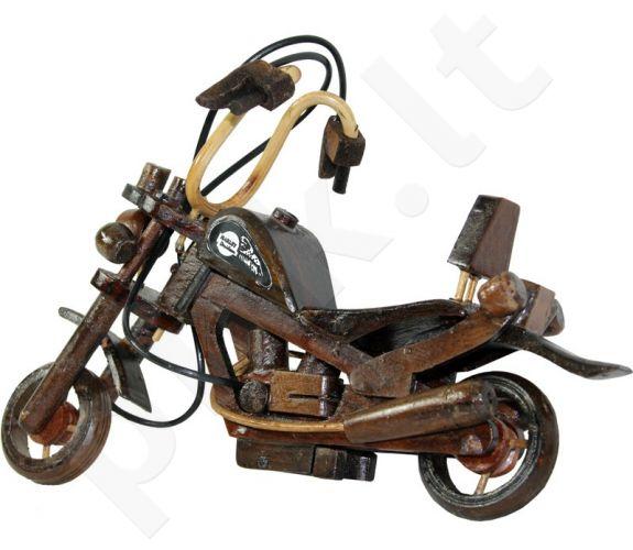Motociklas medinis 69810