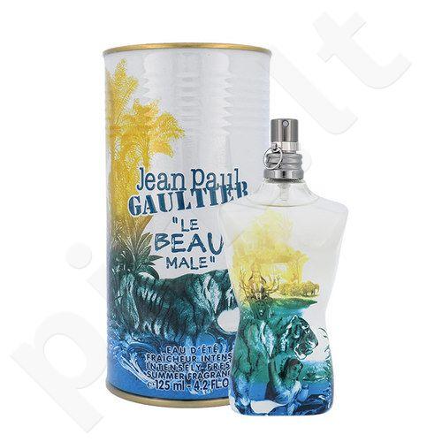 Jean Paul Gaultier Le Beau Male Summer 2015, EDT vyrams, 125ml