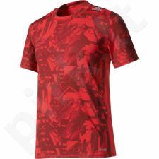 Marškinėliai kompresiniai Adidas Techfit Base Fitted Graphic Tee BK3539