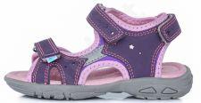 D.D. step violetinės basutės atviru užkulniu 25-30 d. ac2907034am