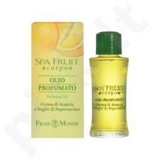 Frais Monde Spa Fruit Orange And Chilli Leaves Perfumed Oil, parfumuotas aliejus moterims, 10ml
